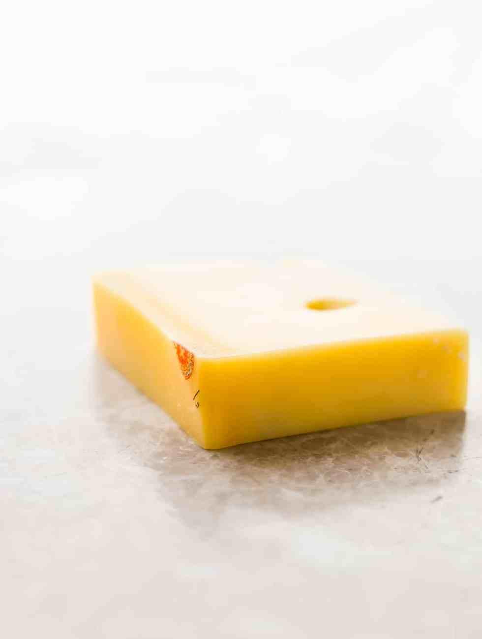 Cheesy Creamy Sweet Corn Cauliflower Grits recipe