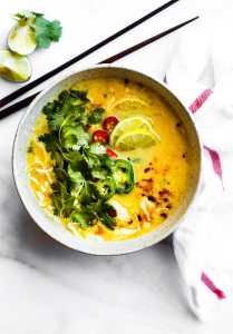 Nourishing Thai Coconut Cabbage Soup
