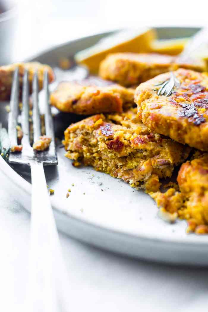 Paleo Salmon Cakes are quick,easy to make, delicious meal or appetizer! These Salmon cakes are literally veggie packed and protein packed, not to mention whole30 friendly.