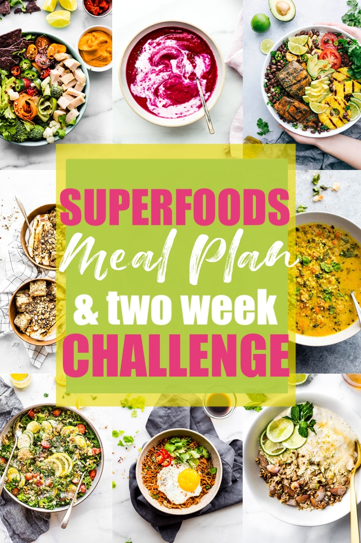 Gluten free superfoods will become your body's best friend when you create and devour the delicious, healthy meals in this superfood meal plan!