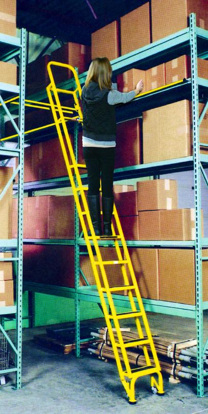track ladders cotterman