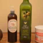 hydrtation des cheveux naturels