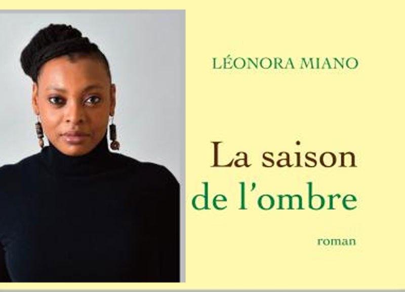 livre prix femina leonora miano la saison de l'ombre