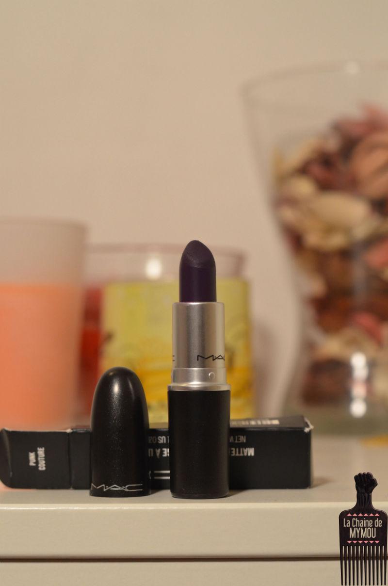 beauté noire mac black up opi escada