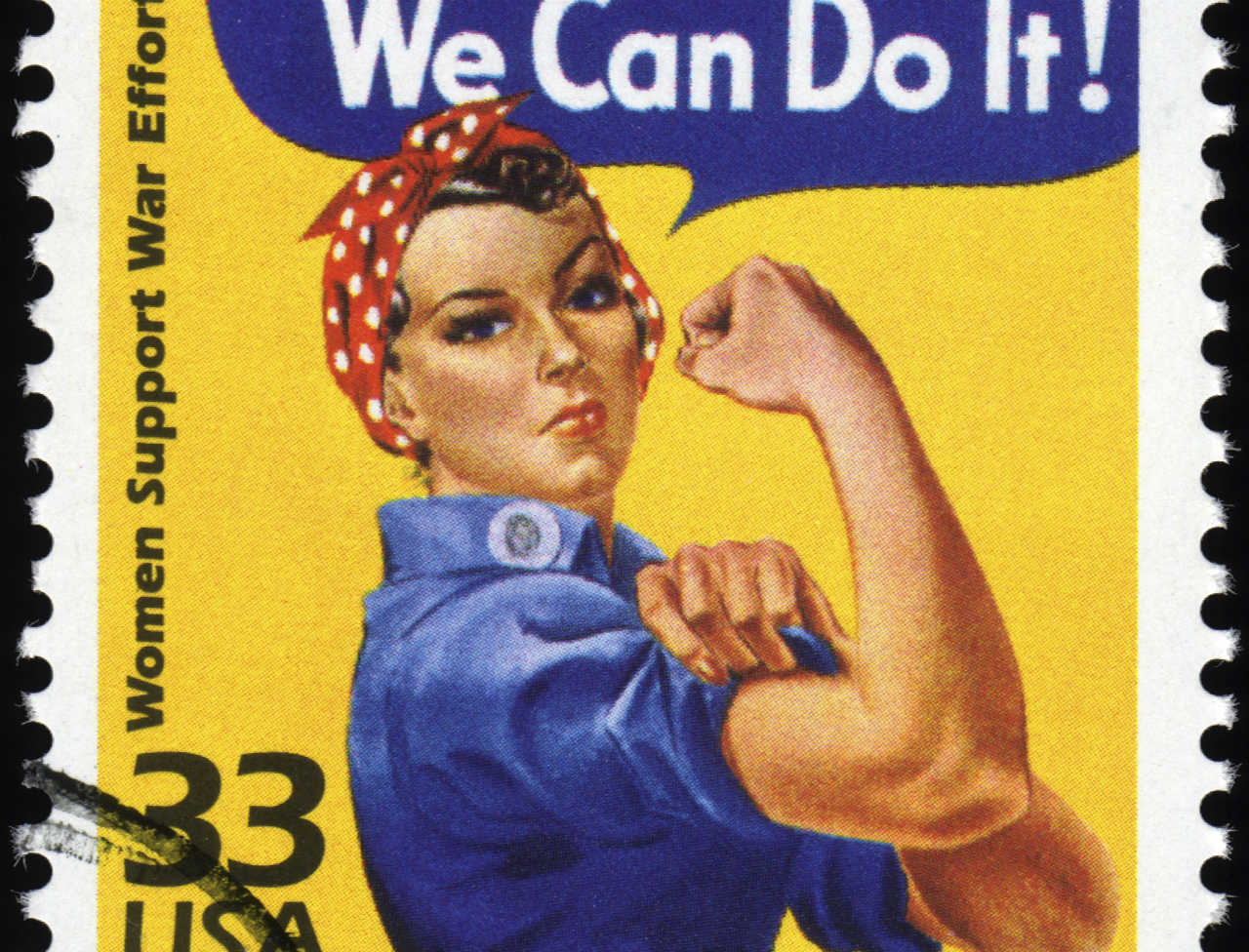 We can do it (photo prise ici)