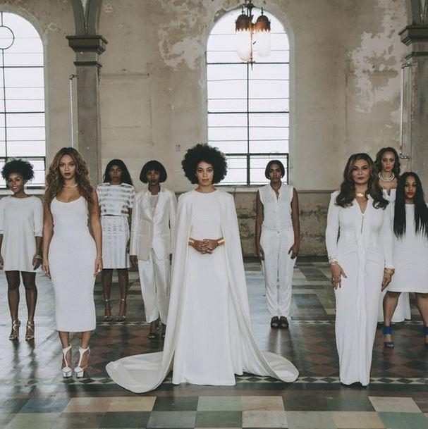 mariage solange knowles