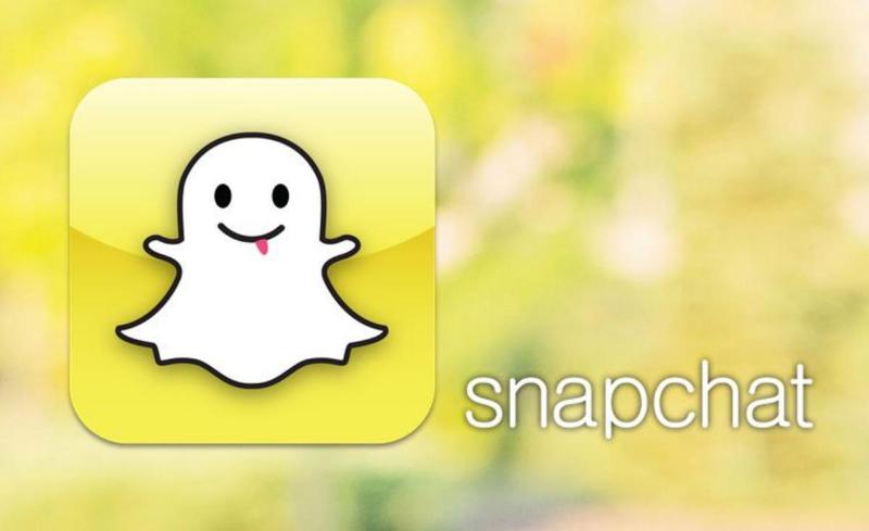 Snapchat le réseau qui m'intrigue ! - photo prise ici