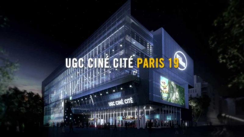 photo du Ciné Cité du 19ème