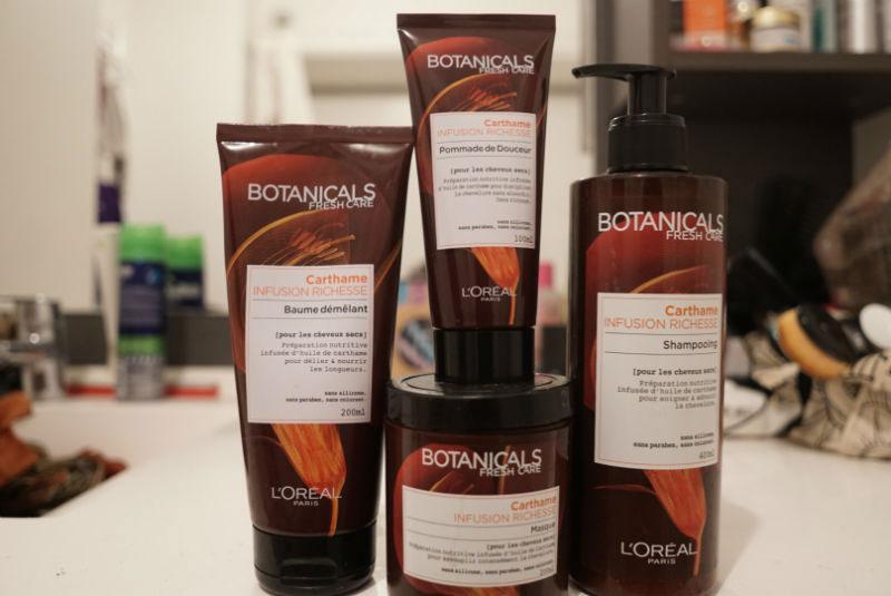 Botanicals freshcare crash test