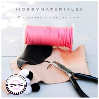 Cottonandcandles webshop voor hobbymaterialen