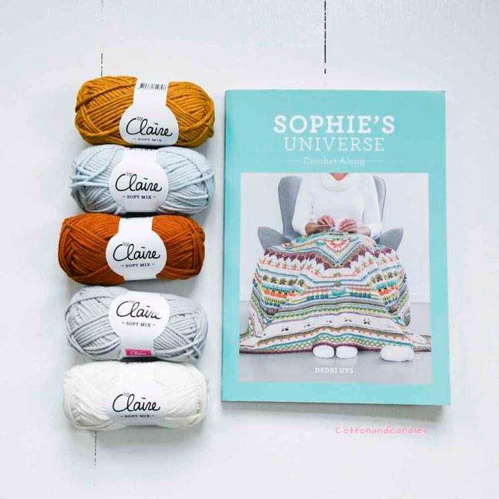 De kleuren Deel 3 Sophies Universe, Blog op cottonandcandles.nl