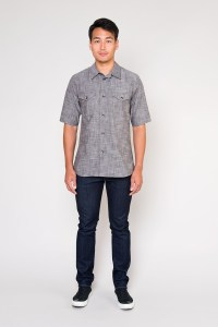 Colette patterns Negroni shirt