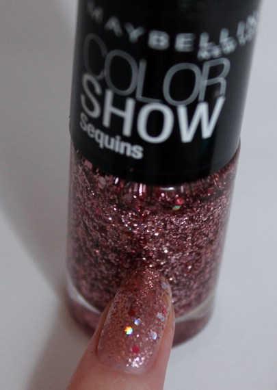 maybelline color show sequins