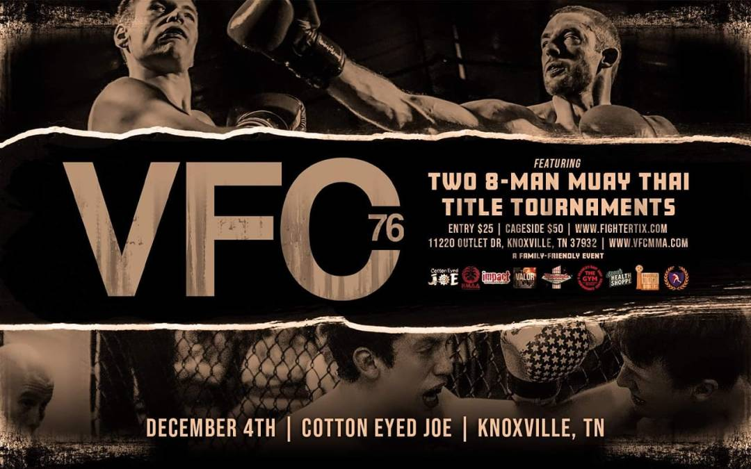 Valor Fight 76  – CANCELED