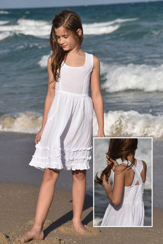Girl's Porto Dress