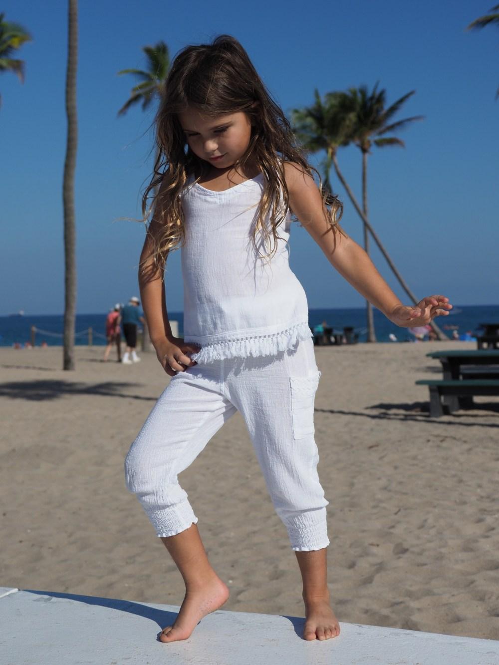 Girl's Sunshine Pants