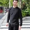 Wave Black Line Shirt
