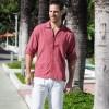 Starlite Crimson Shirt