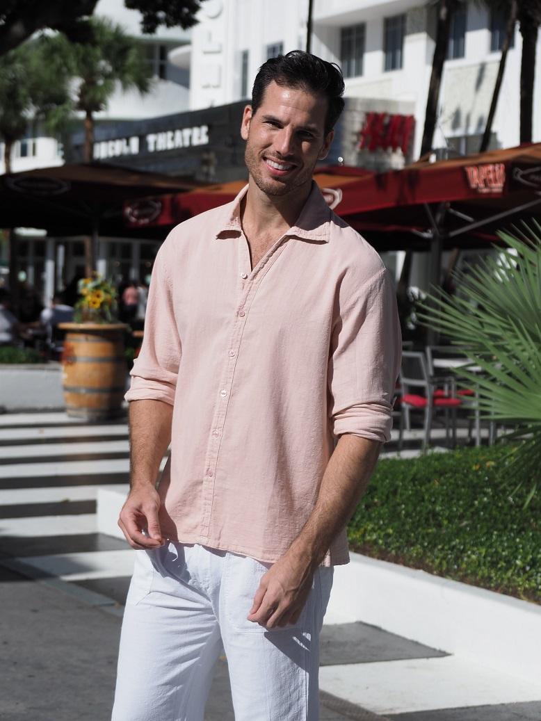Starlite Pink Flamingo Shirt