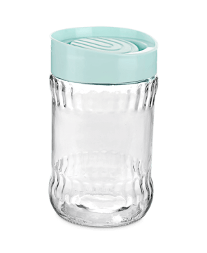 bocal en verre 660 ml