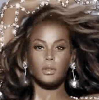 Beyonce – Speed Painting by Steven Maguire