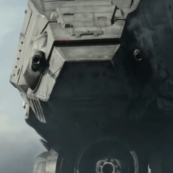 """Rogue One: A Star Wars Story Trailer """"Trust"""" (2016)"""