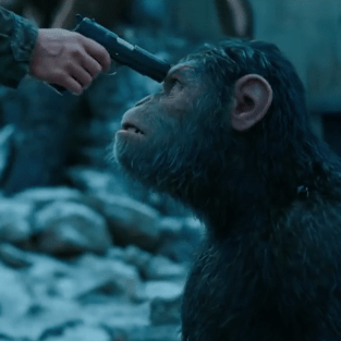 War for the Planet of the Apes Official Trailer 1 (2017)
