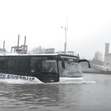 Hafencity Riverbus