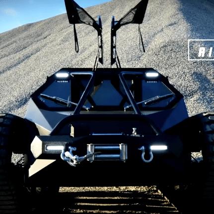 Meet The Ripsaw EV2