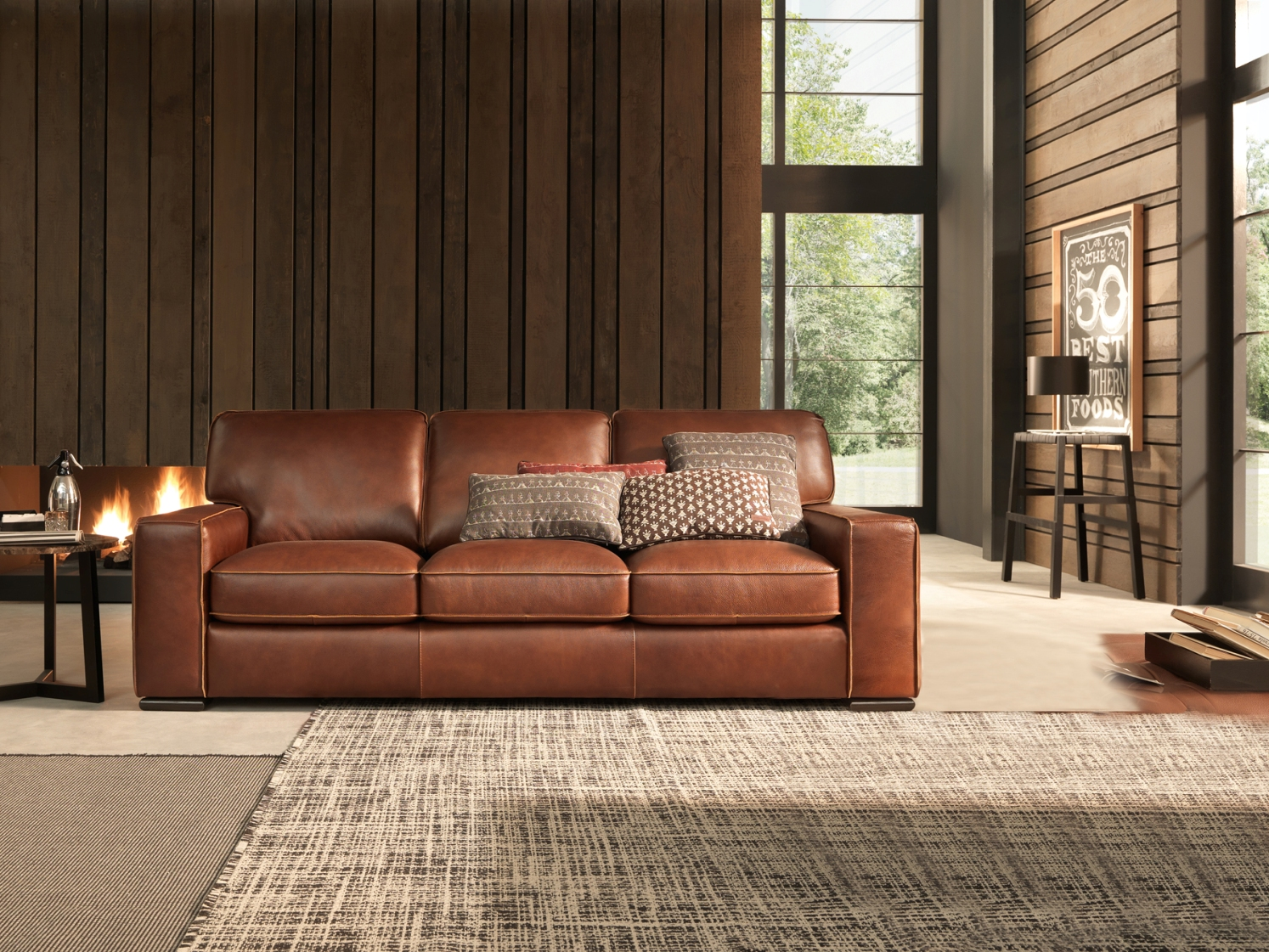Secondhand furniture can be a great investment if you know which brands to buy. The best leather sofas for best elegantly comfortable ...