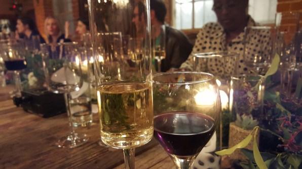 Wine and Cava