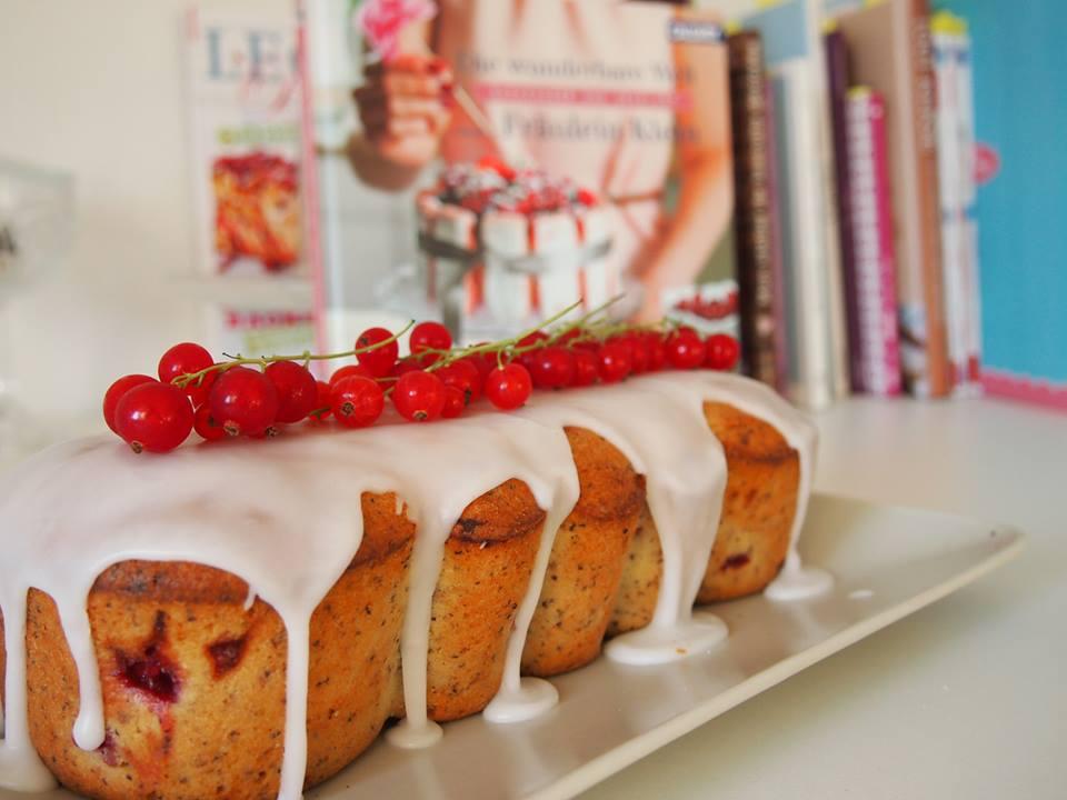 Johannisbeeren Mohn Kuchen