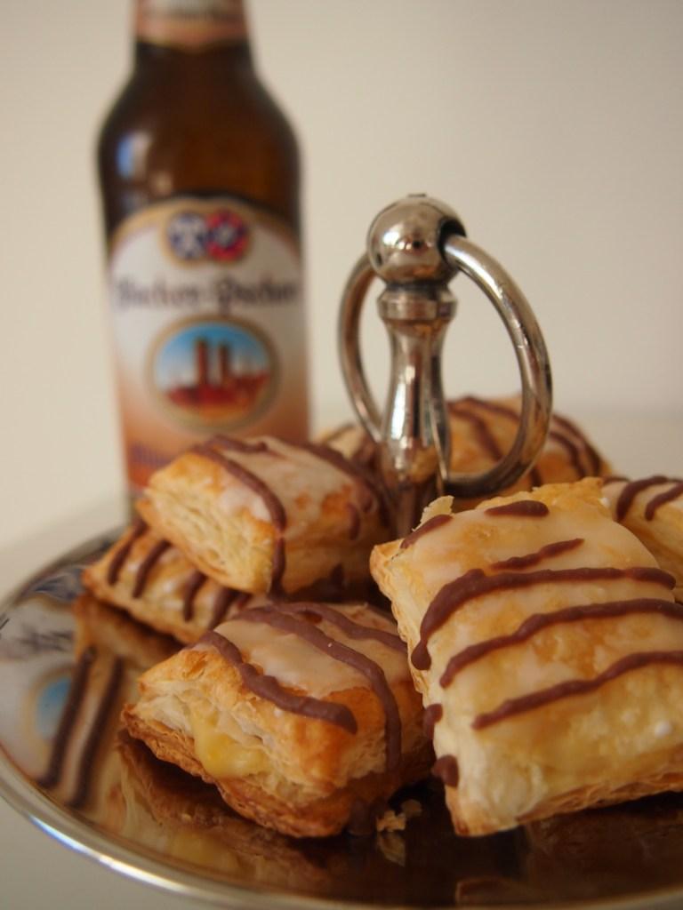 Bier-Creme-Schnitten