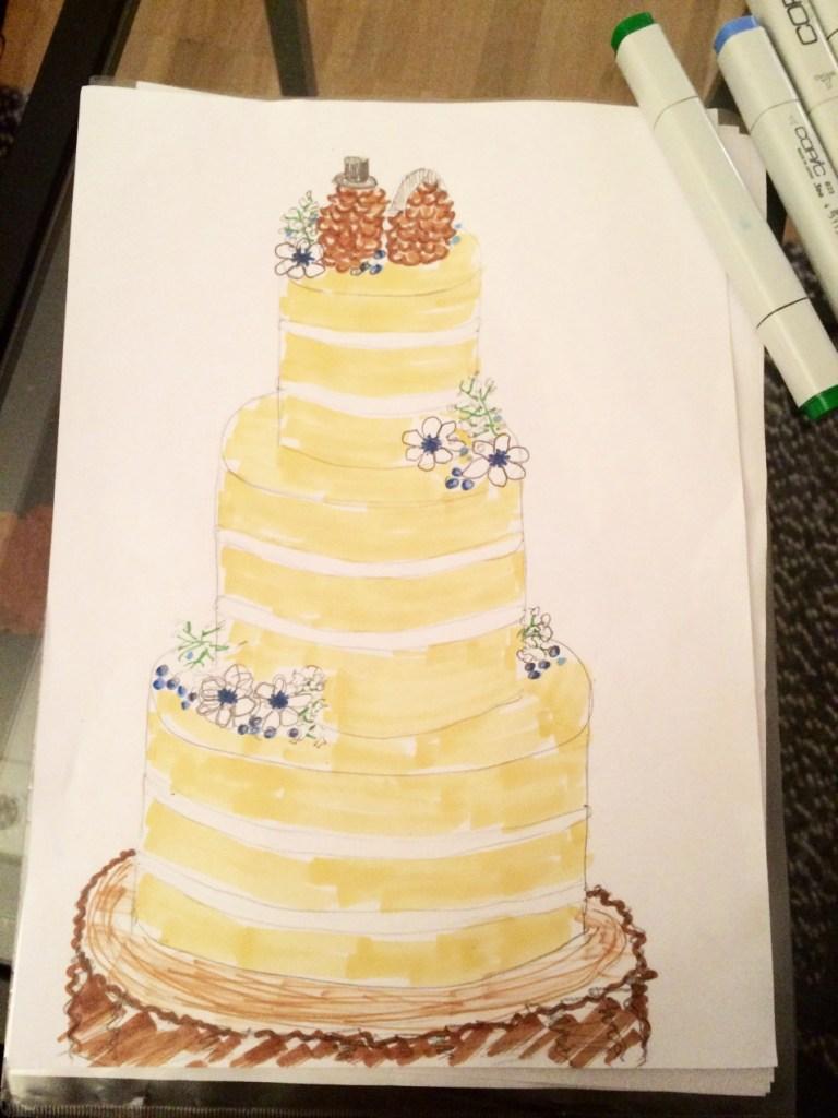 Hochzeitstorte_Nakedcake