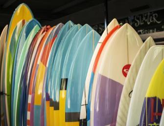 Où acheter / louer sa planche de surf à Bali ?