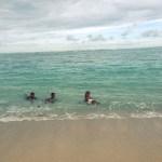 Mengiat Beach à Nusa Dua