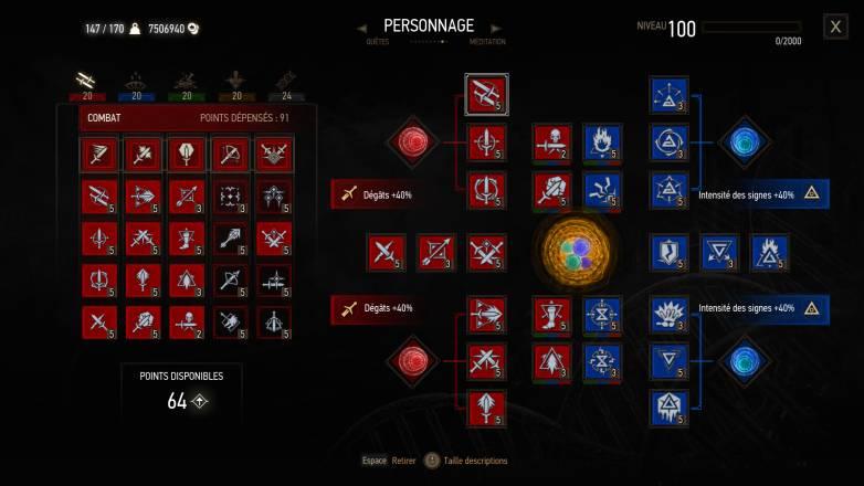 Extra Skill Slots and Mutations
