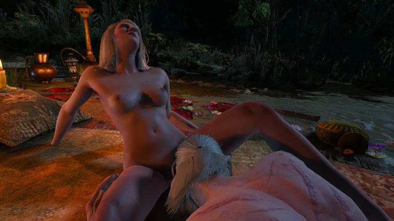 Romances dans Witcher 3 avec Keira Metz