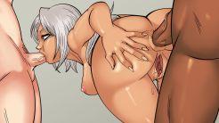 Aventures Hentai Heroes 04