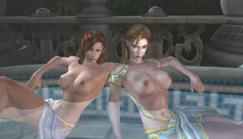 God of War 3 : toutes les scènes de sexe du jeu