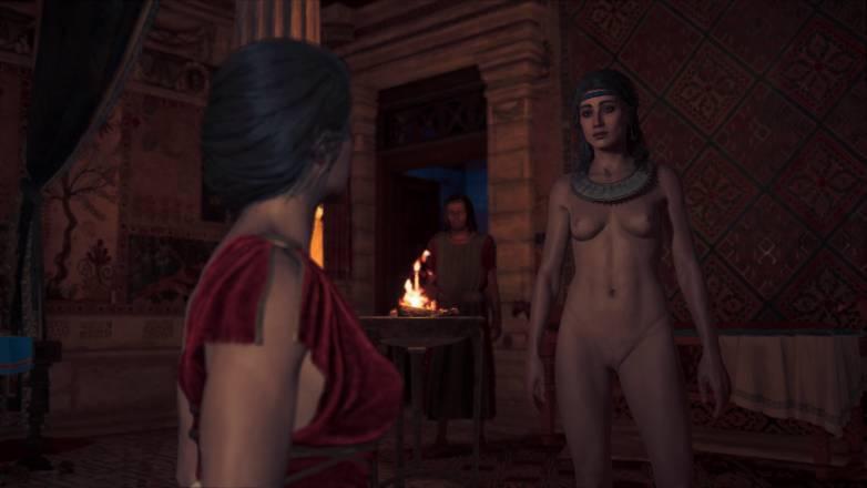 Naked Aspasia