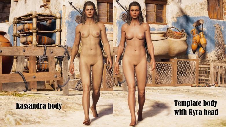Nude Greece