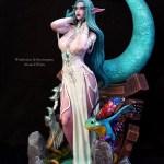 Tyrande Murmevent nue - World of Warcraft hentai 06