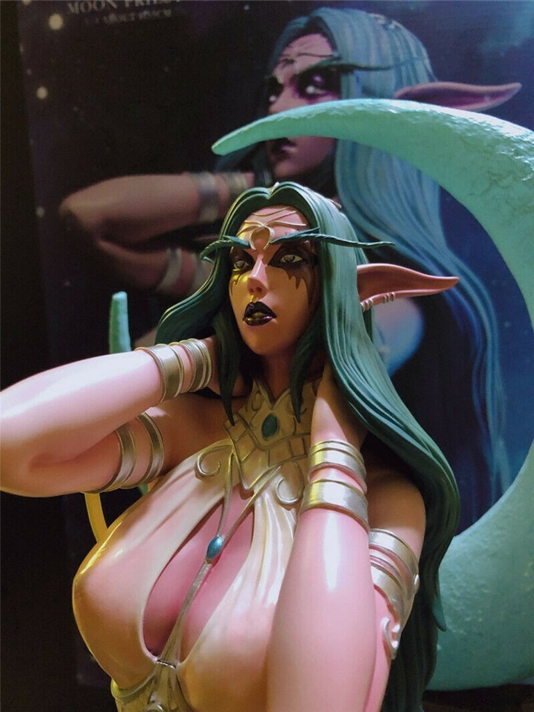 Tyrande Murmevent nue - World of Warcraft hentai 08