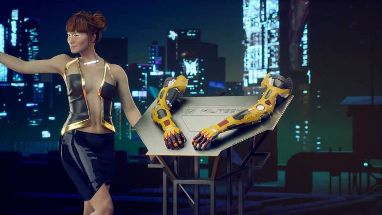 Screenshots hot de Cyberpunk 2077 - Night City Wire Ep4 06