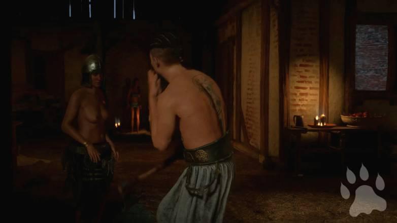 Prostituée au bordel de Colcestre 3