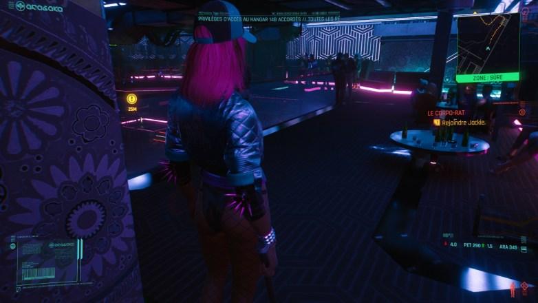 Cyberpunk 2077 - ma première session 02