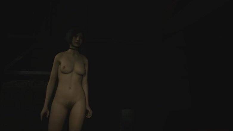 Ada Wong nue dans la campagne Bis de Leon 06