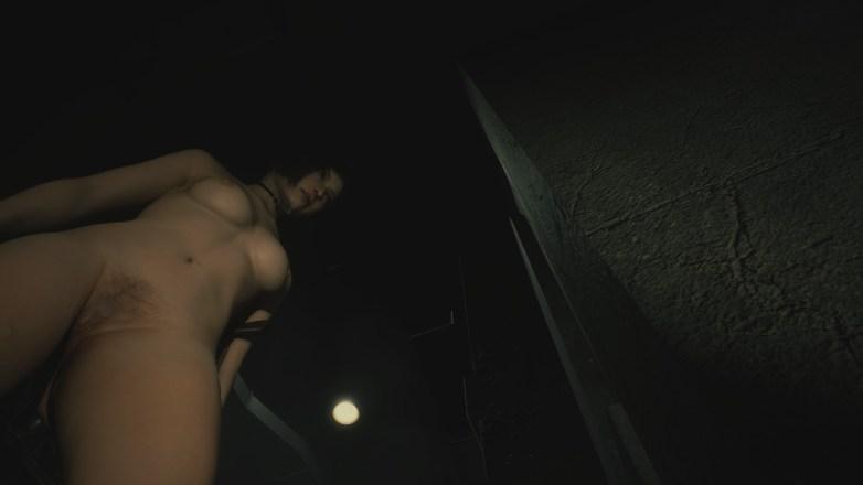 Ada Wong nue dans la campagne Bis de Leon 11