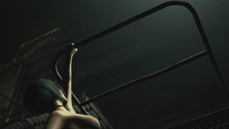 Ada Wong nue dans la campagne Bis de Leon 24